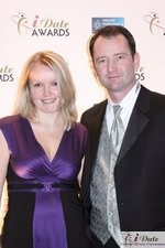 Mark and Irena Brooks at the January 28, 2010 Internet Dating Industry Awards in Miami