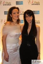 Ravit Ableman and Julie Spira in Miami at the January 28, 2010 Internet Dating Industry Awards