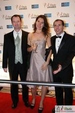 Tanya Fathers (Dating Factory, Award Nominee) at the January 28, 2010 Internet Dating Industry Awards in Miami