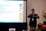Douglass Lee (Vice President @ Click2Asia) at the June 22-24, 2011 Dating Industry Conference in Beverly Hills