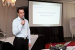 OPW Pre-Session (Mike Baldock of Courtland Brooks) at the 2011 Online Dating Industry Conference in Beverly Hills