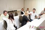 Date Tracking Demo Session at the 2011 Online Dating Industry Conference in Beverly Hills