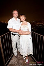 The Hollywood Dating Executive Party at Tai 's House at the 2011 Beverly Hills Internet Dating Summit and Convention