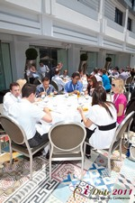 Dating Industry Executive Luncheon at the 2011 Online Dating Industry Conference in L.A.