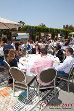 Mobile Dating Executives Meet for the iDate Lunch at the June 22-24, 2011 Beverly Hills Internet and Mobile Dating Industry Conference