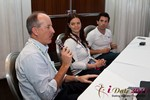 Mobile Dating Panel (Brendan O'Kane, Raluca Meyer & Joel Simkhai) at iDate2011 Beverly Hills