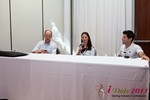 Mobile Dating Panel (Raluca Meyer of Date Tracking) at the June 22-24, 2011 Dating Industry Conference in Beverly Hills