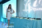 The Awards and Andrea Ocampo at the 2012 iDate Awards