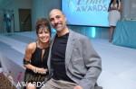 Paul Falzone and Renee Piane at the 2011 Miami iDate Awards
