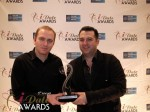 Honor Gunday & Benoit Boisset - PaymentWall won Best Payment System for 2012 at the 2012 iDateAwards Ceremony in Miami