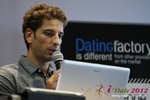 David Khalil (Co-Founder of eDarling) at the 9th Annual European Union iDate Mobile Dating Business Executive Convention and Trade Show
