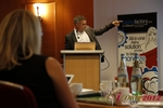 Dr Eike Post (Co-Founder of IQ Elite) at the September 10-11, 2012 Mobile and Online Dating Industry Conference in Germany