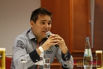 Final Panel (Benjamin Bak of Lovoo) at the 2012 Germany European Union Mobile and Internet Dating Summit and Convention