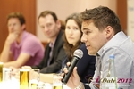 Final Panel (Benjamin Bak of Lovoo) at iDate2012 Germany