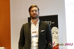 Matt Connoly (CEO of MyLovelyParent) at the 2012 European Union Online Dating Industry Conference in Germany