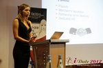 Oksana Reutova (Head of Affiliates at UpForIt Networks) at the 2012 European Union Online Dating Industry Conference in Germany