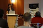 Tanya Fathers (CEO of Dating Factory) at the September 10-11, 2012 Germany European Union Online and Mobile Dating Industry Conference