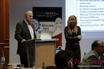 Tim Ford and Monica Whitty at iDate2012 Germany
