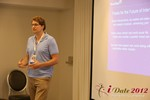 Alexander Harrington (CEO of MeetMoi) discusses Social Discovery at iDate2012 Los Angeles