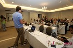 Alexander Harrington (CEO of MeetMoi)  at the June 20-22, 2012 Los Angeles Online and Mobile Dating Industry Conference