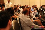 Audience and Beer at the Final Panel  at the June 20-22, 2012 Mobile Dating Industry Conference in Los Angeles