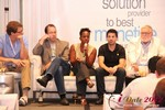 Robinne Burrell (VP at Match.com) during the Final Panel at the June 20-22, 2012 Los Angeles Online and Mobile Dating Industry Conference