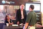 PayOne (Exhibitor) at the 2012 Los Angeles Mobile Dating Summit and Convention