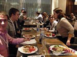 Lunch at the 2012  Eastern European Internet Dating Industry Conference in Moscow