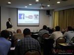 Fernando Ranieri Google Account Executive Speaking on Search Marketing Strategy  at the iDate South American Executive Convention and Trade Show