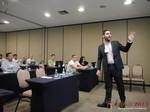 Marco Tulio Kehdi COO of Raccoon Marketing Digital speaking on Brazil Search  at iDate2013 Brasil