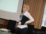 Catharina Jaschke (Regional Manager @ Be2) at the 2013 E.U. Internet Dating Industry Conference in Cologne