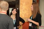 Networking at the September 16-17, 2013 Mobile and Internet Dating Industry Conference in Cologne