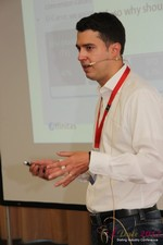 Michael Schrezenmaier (COO of Afinitas / eDarling ) at the 2013 E.U. Internet Dating Industry Conference in Cologne