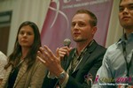 Alex Tsatkin - CEO of Mobaff at the 2013 Los Angeles Mobile Dating Summit and Convention