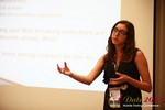 Antonia Geno - IDCA Session at the 2013 Internet and Mobile Dating Industry Conference in Beverly Hills