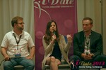 Dana Kanze - CEO of Moonit at the 2013 Los Angeles Mobile Dating Summit and Convention