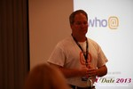 Lee Blaylock - Who@ at the June 5-7, 2013 Mobile Dating Business Conference in California