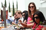 Lunch at the 34th iDate2013 Los Angeles