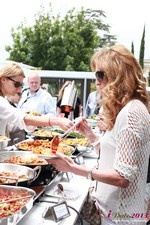 Lunch at the June 5-7, 2013 L.A. Online and Mobile Dating Business Conference