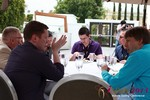 Lunch at the June 5-7, 2013 Beverly Hills Online and Mobile Dating Industry Conference