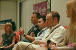 Mobile Dating Strategy Debate - Hosted by USA Today's Sharon Jayson at the 34th iDate2013 Los Angeles