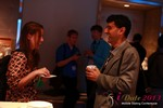 Networking at the June 5-7, 2013 Mobile Dating Industry Conference in Beverly Hills