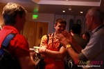 Networking at the 34th iDate2013 Beverly Hills