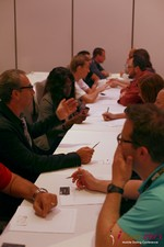 Speed Networking at the 34th iDate2013 Los Angeles