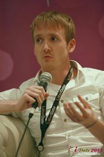 Steve Dean - on the Final Panel at the 34th iDate Mobile Dating Business Trade Show