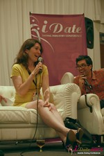 Tanya Fathers - on the Final Panel at the June 5-7, 2013 Mobile Dating Business Conference in L.A.