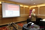 Julie Ferman (eLove / Cupids Coach) at Las Vegas iDate2013