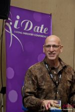 Larry Michel at the January 16-19, 2013 Internet Dating Super Conference in Las Vegas