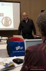 Neil Schwartzman (President at Message Bus) at the 10th Annual iDate Super Conference