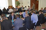 Speed Networking among Dating Industry Executives  at the September 8-9, 2014 Köln Euro Internet and Mobile Dating Industry Conference